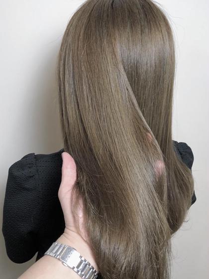 【初回】 💥期間限定超特別価格💥 髪質改善ストレートパーマ+メンテナンスカット 🏖6.7月限定🏖コスメストレート