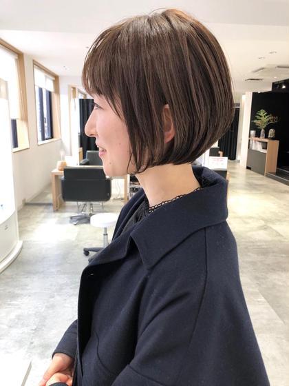 【期間限定】ショートボブカットモデル ¥0