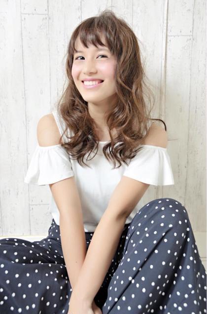 フワッとした前髪♪ この夏ぴったり☆ Neolive east所属・昆将太のスタイル
