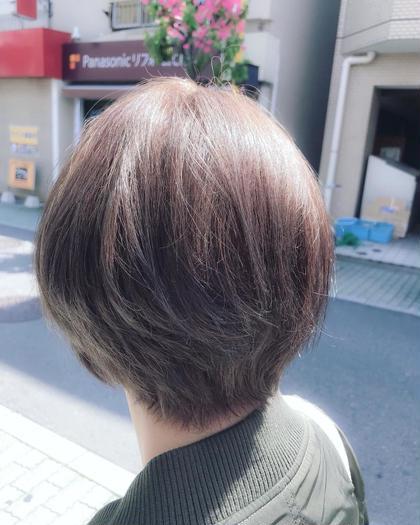 アクティブ竹ノ塚店所属の長森麗菜のヘアカタログ