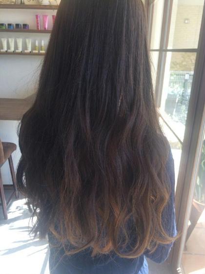 *ブリーチなしのインナーカラー *青すぎないアッシュブラウン tsumugi HAIR所属・水野玲華のスタイル