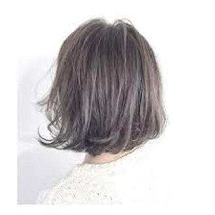 【ツヤツヤ!】カット+イルミナカラー(全体フルカラー)+髪質改善トリートメント+炭酸泉