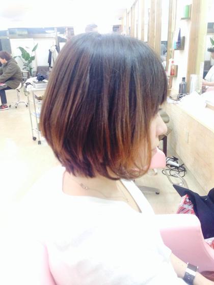 RIO hair&make所属・小林ゆきのスタイル