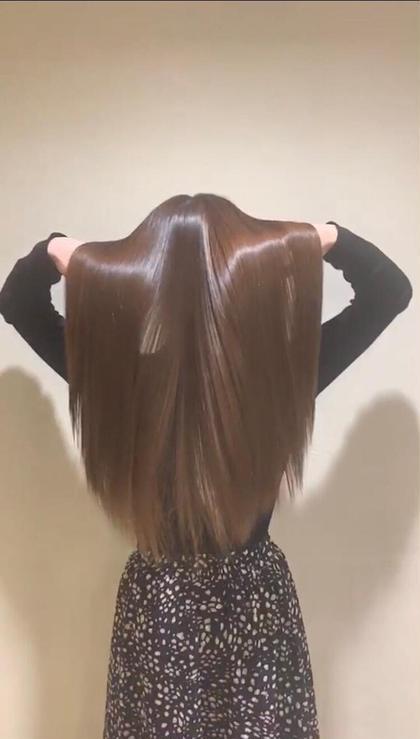 [美髪チャージ⚡️] 新感覚!サイエンスアクア🌈