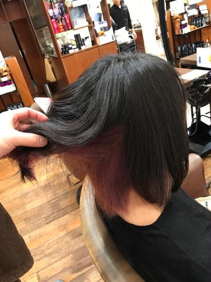 ホンダプレミアヘアー緑園都市店所属・赤松孝亮のスタイル
