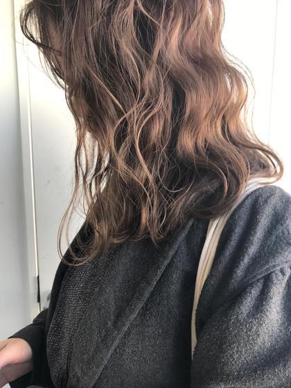 【#アオハル】✨似合わせカット&コスメパーマ&キューティクル補修トリートメント✨