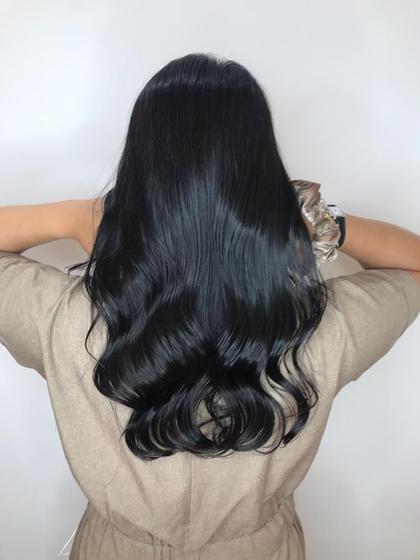 『髪質改善』美髪チャージ型カラー🌈【サイエンスアクアinイルミナカラー】➕【TOKIOトリートメント】 前髪カット付