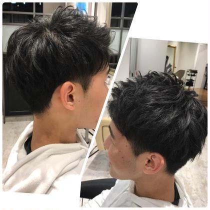橋本ラナのメンズヘアスタイル・髪型