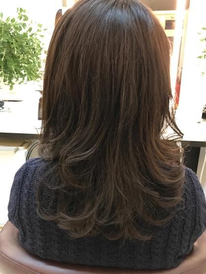 イルミナカラーでキレイに艶髪キラキラ STYLEbeauty&cosmetics所属・小笠原海人のスタイル