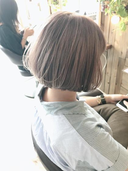 【minimo限定】イメチェン♡カット & カラー & トリートメント