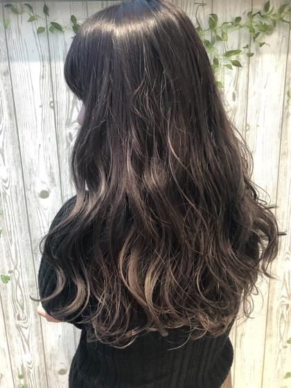 ❤️✨【ミニモ春きゅん】ニュアンスうる艶カラー➕毛髪補修うる艶トリートメント✨❤️