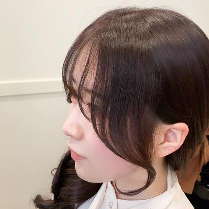 前髪カット(サイドバングも可)💫(一度ご来店したことある方のみ)