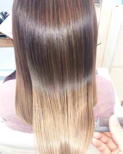 🌟カット+プレミアム縮毛矯正🌟〜完全なるツヤ髪に導く〜