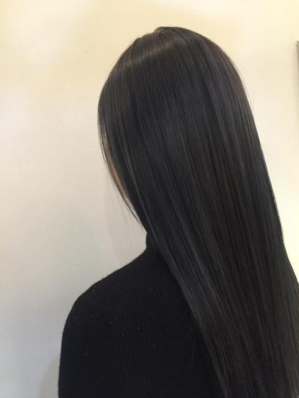 《初めての方艶髪プラン》カット/カラー/TOKIOトリートメント¥8640