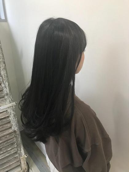 【🌈就活生&実習生に1番人気🌈】落ちにくいけど落とせる特殊な黒染め&暗髪カラー