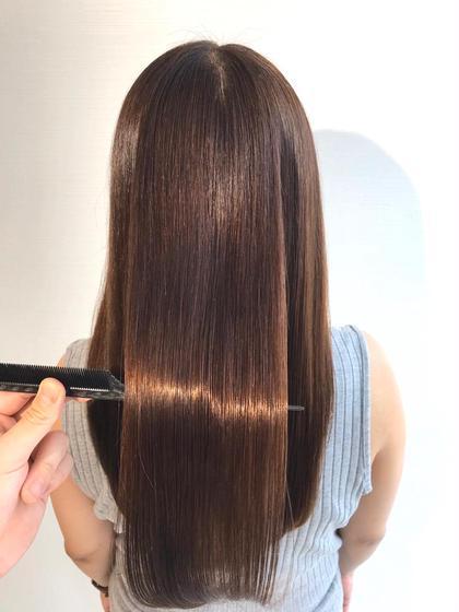‼️今だけ‼️🌸【minimo限定】🌸👑髪質改善カラー👑➕メンテナンスカット✨5ステージトリートメント 仕上げ