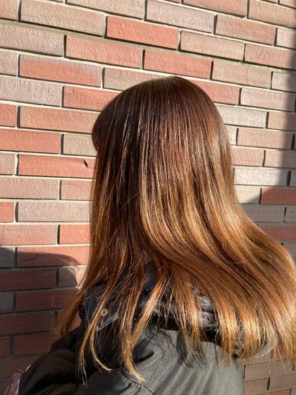 👩🏻🦰まずはこちら👩🏻🦰Instagramで話題❕❕髪質改善トリートメント🌟ゴールドコース