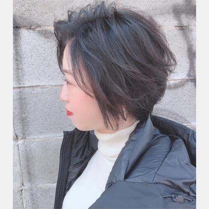Vidacreativehairsalon所属の山崎雄太のヘアカタログ