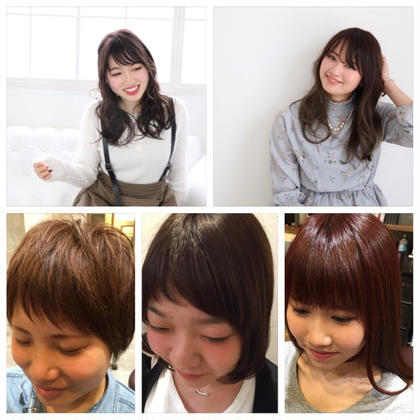 ☀️平日終日OK限定神クーポン☀️ 似合わせ前髪カット&超高濃度3step補修トリートメント ¥2500