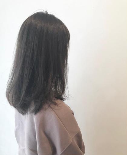 💐 THROW / アディクシ- / イルミナカラ- &3stepトリ-トメント