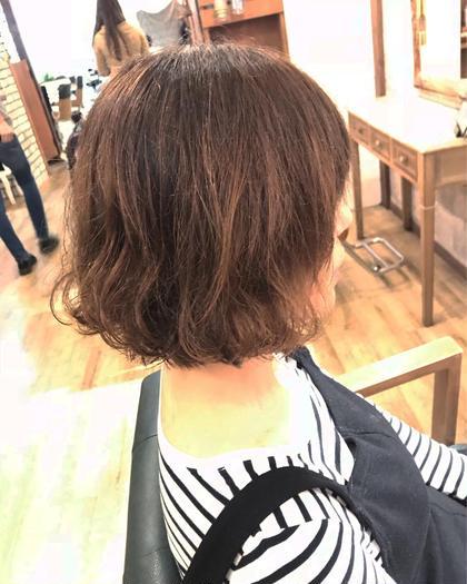 【La fith人気No.2】デジタルパーマ+カット☆ベーストリートメント付