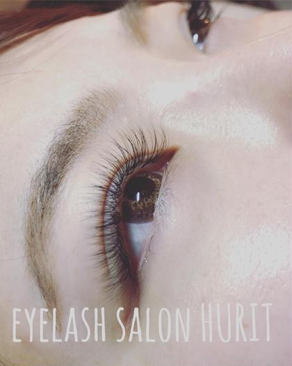 eyelashsalonHURIT所属のeyelashHURITのマツエクデザイン