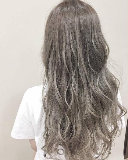 くすみて透明感のあるカラーリング/グレイッシュカラー 美容室 miq王子店所属・misawamのスタイル