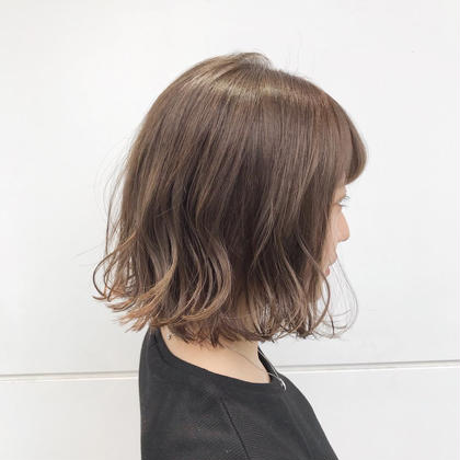 💙ミニモ限定💙前髪カット&カラー&トリートメント