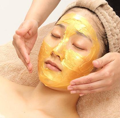 【年末期間限定フェイシャル】★琥珀かっさ 小顔すっきり素肌★顔の浮腫対策♪+保湿パック 60分¥3980
