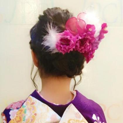 🔲🔷成人式&前撮り🔷🔲✨振袖+ヘアセット★専用会場でやるより丁寧、仕上がりキレイ❤