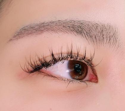 🌼Dカール《100本》 ・11mm.12mm  ナチュラルスタイル  #マツエク eyebeautysalonsylpheclat所属・井手日向子のフォト