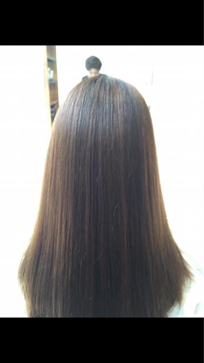 コアケアでさらさらロングヘアー hair salon Emiille所属・数井大輝のスタイル