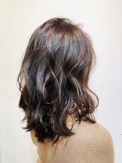 ❤️❤️2回目以降専用リピートクーポン❤️❤️ ✨カラー&3stepトリートメント&炭酸スパ&巻き髪セット✨