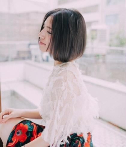 【初回】イルミナカラー+艶トリートメント🧚♂️💫