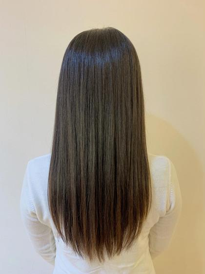 驚きの手触り‼️カット+髪質改善チューニング+トリートメント