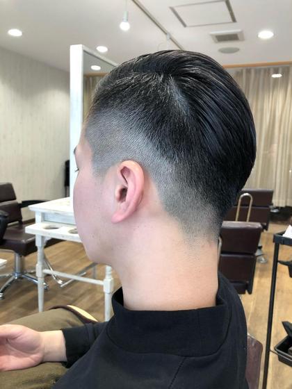 Love&HairMahaloby Lovest所属・福永遼のスタイル