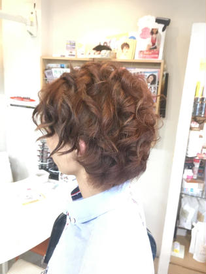 HAIR   key-note所属の横内孝明のヘアカタログ