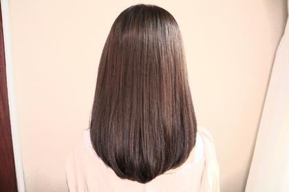 【リピート率NO.1】髪質改善3STEPトリートメント