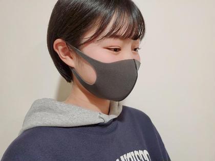 🧒🏼すっきりショート×春カラー__お顔のカタチ、首筋を綺麗に見せるショートを○