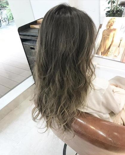 ORO武庫之荘店所属・山口優一のスタイル