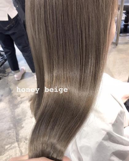 care bleach+color+ treatment ¥6480