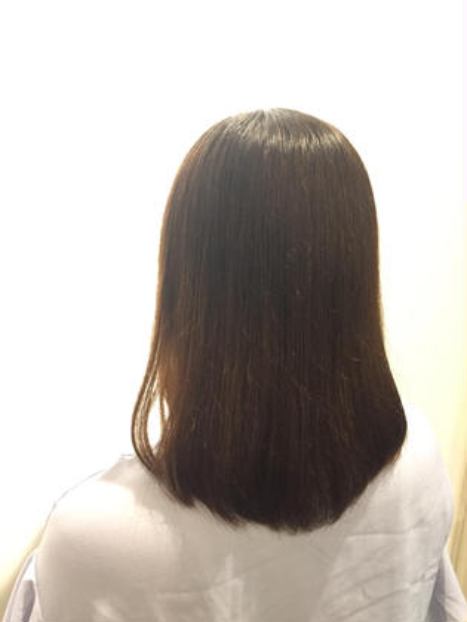 美容室BCBG朝霞店所属・寺島有紗のスタイル