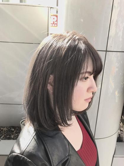 ⭐️❤️部分ストレート+木村オリジナル超音波アイロントリートメント❤️⭐️
