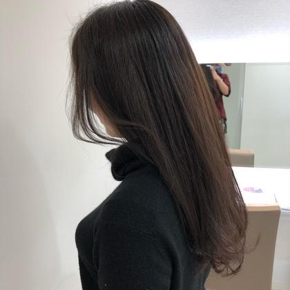 前髪カット+aujua5step