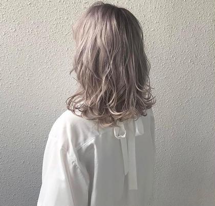 アイロンスタイリングもok! またはアレンジもします☺️✨ hair labo  haru所属・kikuyashihoのスタイル