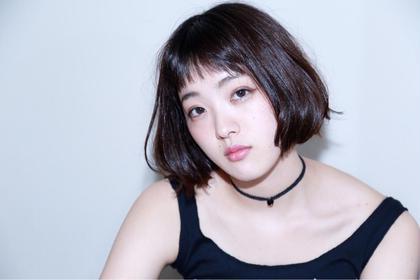 オン眉ストリートスタイル☆ Riche所属・サコウアンナのスタイル