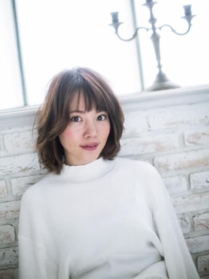 【注目サロン✨✨】カット+TVで話題の[Lily.髪質改善]トリートメント¥12600