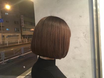 営業後カットモデル【女性限定】