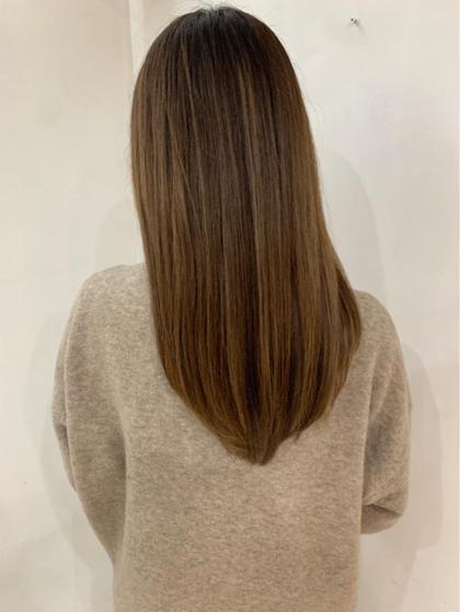 ✨【髪質改善】酸性ストレート+サイエンスアクアトリートメント✨