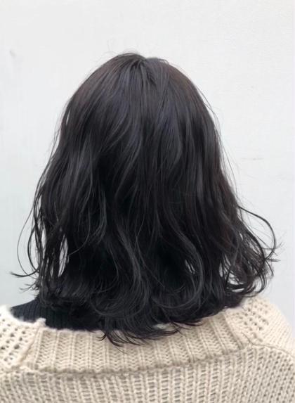 🦓🦓🦓ブルネットカラー🦓🦓🦓 MASHU(マッシュ)Wiz hair 東原店所属・ダンウラリナのスタイル